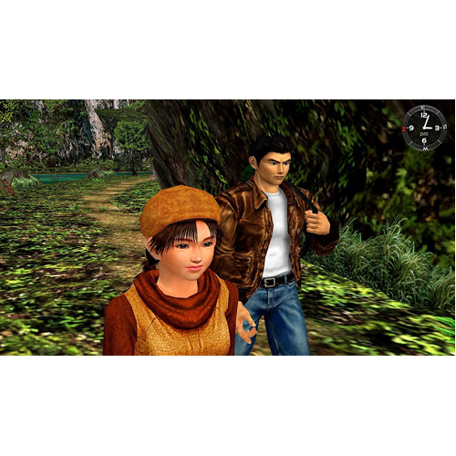 Shenmue 1 & 2 - Xbox One - Gameplay Shot 2