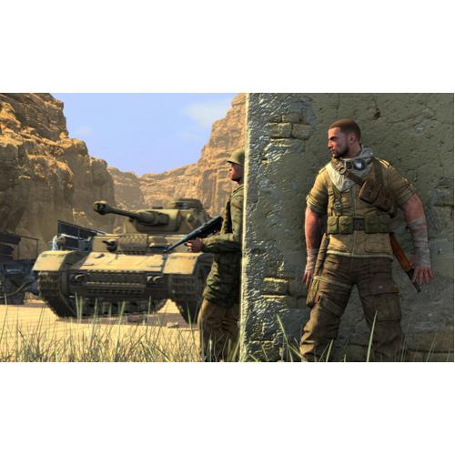 Sniper Elite 3 Ultimate Edition - PS4 - Gameplay Shot 1