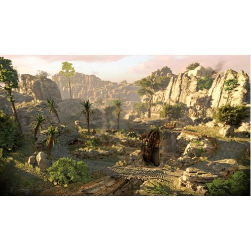 Sniper Elite 3 Ultimate Edition - PS4 - Gameplay Shot 2