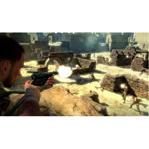 Sniper Elite 3 Ultimate Edt - Nintendo Switch - Gameplay Shot 1