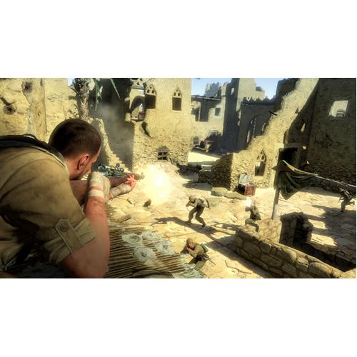 Sniper Elite 3 Ultimate Edt - Nintendo Switch - Gameplay Shot 2