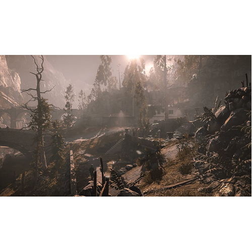Sniper Elite 4 - PS4 - Gameplay Shot 2