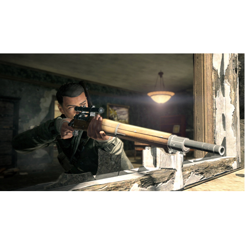 Sniper Elite V2 Remastered - Nintendo Switch - Gameplay Shot 1