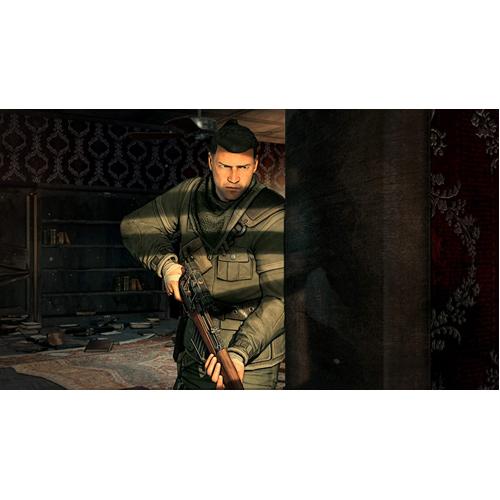 Sniper Elite V2 Remastered - PS4 - Gameplay Shot 1