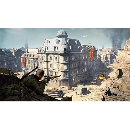 Sniper Elite V2 Remastered - PS4 - Gameplay Shot 2