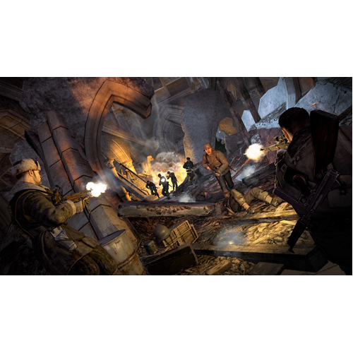Sniper Elite V2 Remastered - Xbox One - Gameplay Shot 1