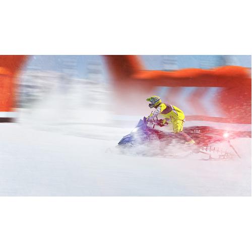 Snow Moto Racing Freedom - Nintendo Switch - Gameplay Shot 2