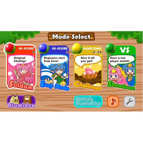 Soldam: Drop, Connect, Erase - Nintendo Switch - Gameplay Shot 2