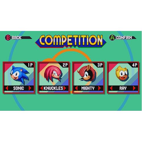 Sonic Mania Plus - PS4 - Gameplay Shot 2