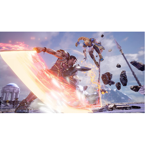 Soul Calibur Vi - PS4 - Gameplay Shot 1