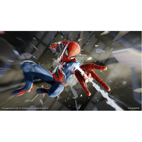 Spider Man GOTY (Game of the Year) - PS4 - Gameplay Shot 1