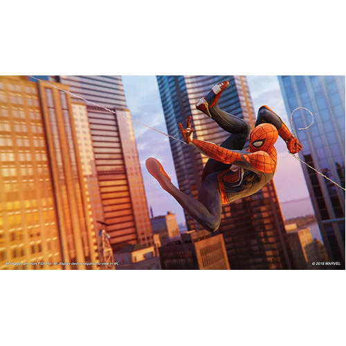 Spider Man GOTY (Game of the Year) - PS4 - Gameplay Shot 2