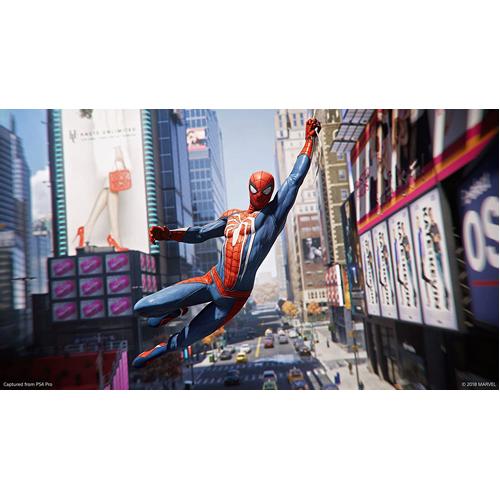 Spider Man - PS4 - Gameplay Shot 2