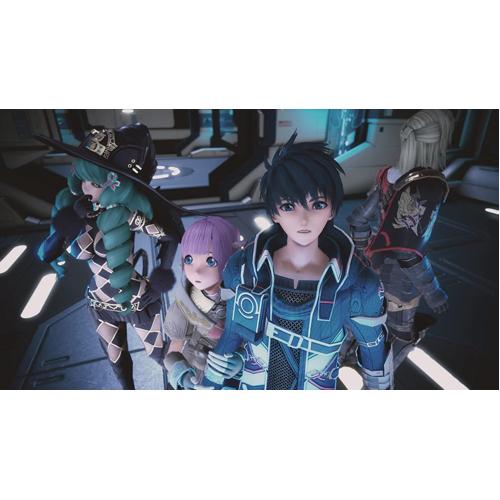 Star Ocean V - PS4 - Gameplay Shot 2