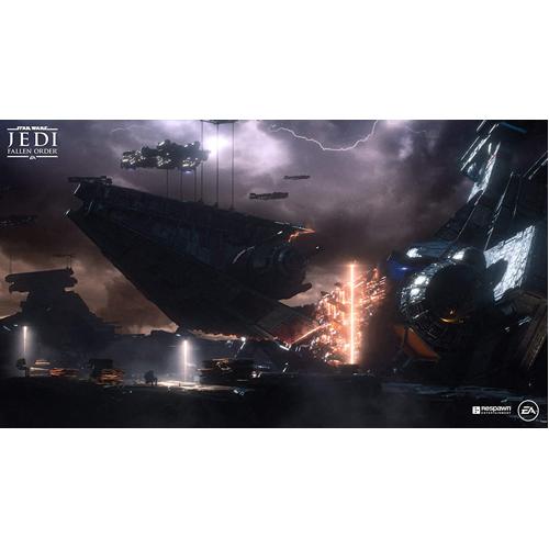 Star Wars Jedi: Fallen Order - Deluxe Edition - PS4 - Gameplay Shot 1