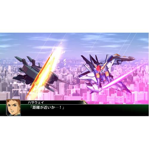Super Robot Wars V - PS4 - Gameplay Shot 2