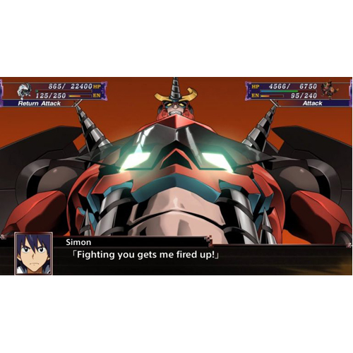 Super Robot Wars X - Nintendo Switch - Gameplay Shot 1