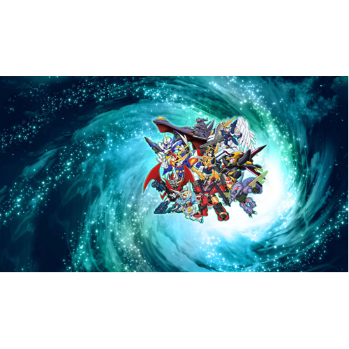 Super Robot Wars X - PS4 - Gameplay Shot 1