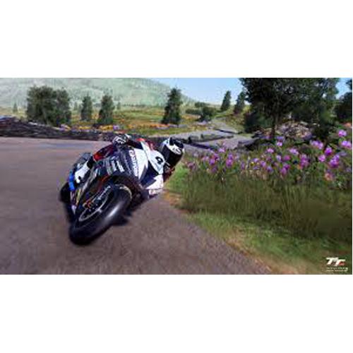 TT Isle of Man: Ride on the Edge - Nintendo Switch - Gameplay Shot 1