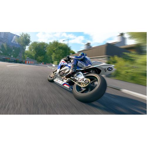 TT Isle of Man: Ride on the Edge - Nintendo Switch - Gameplay Shot 2