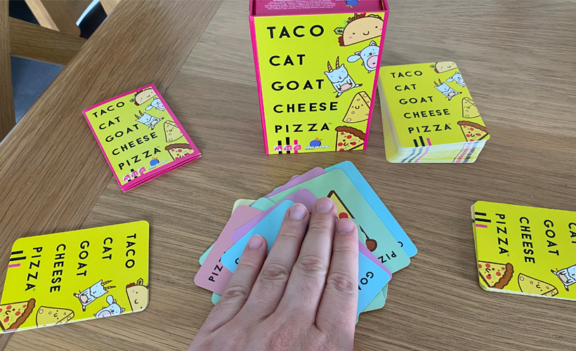 Taco Cat Goat Cheese Pizza Gameplay