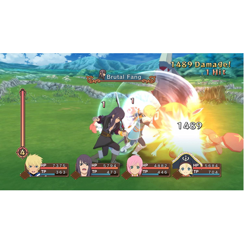 Tales Of Vesperia: Definitive Edition - PS4 - Gameplay Shot 2