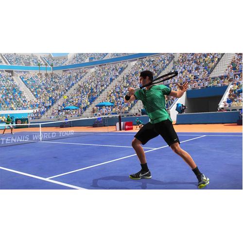 Tennis World Tour 2 - PS4 - Gameplay Shot 1