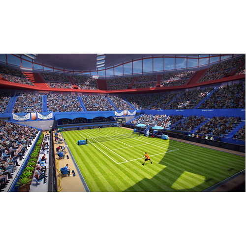 Tennis World Tour: Roland-Garros Edition - PS4 - Gameplay Shot 1