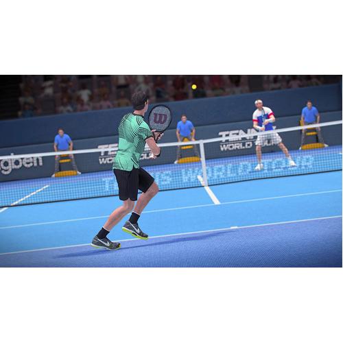 Tennis World Tour: Roland-Garros Edition - PS4 - Gameplay Shot 2