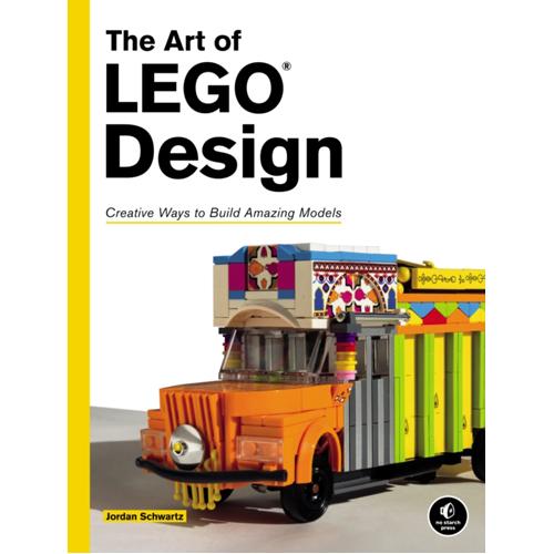 The Art Of Lego Design