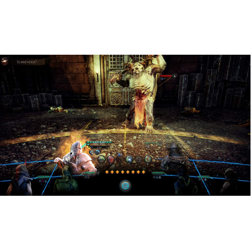 The Bard's Tale IV: Director's Cut - PS4 - Gameplay Shot 2