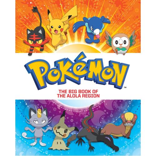 The Big Book of the Alola Region (Pokemon)