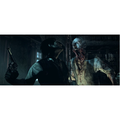The Evil Within (PlayStation Hits) - PS4 - Gameplay Shot 1