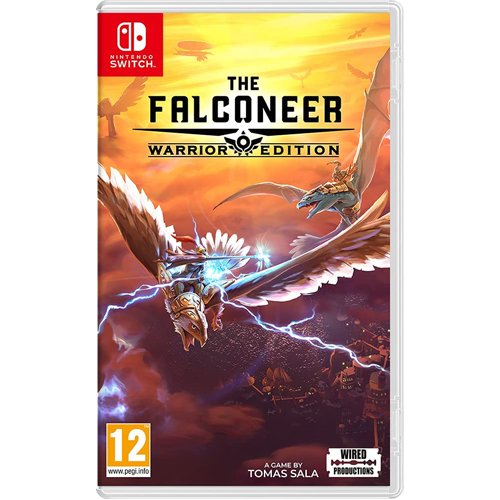 The Falconeer: Warrior Edition - Nintendo Switch