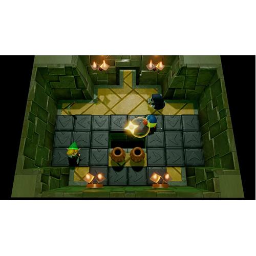 The Legend of Zelda: Links Awakening Limited Edition - Nintendo Switch - Gameplay Shot 1