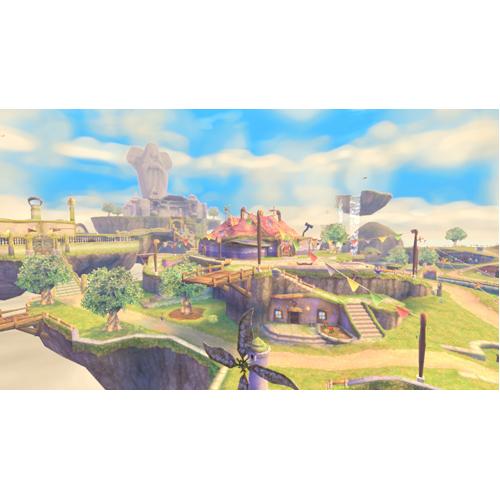 The Legend of Zelda: Skyward Sword HD - Nintendo Switch - Gameplay Shot 1