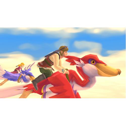 The Legend of Zelda: Skyward Sword HD - Nintendo Switch - Gameplay Shot 2