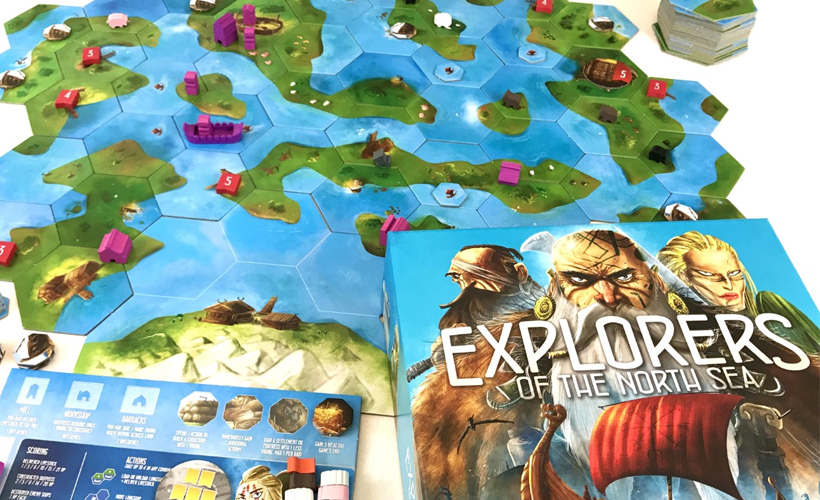 The North Sea Explorers