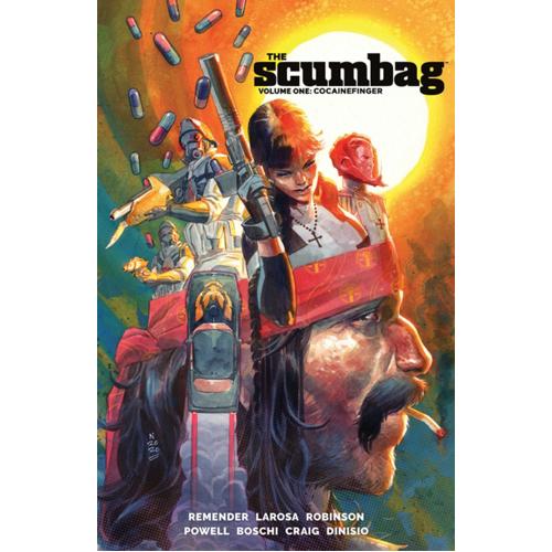 The Scumbag, Volume 1: Cocainefinger