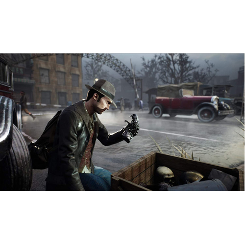 The Sinking City - PS4 - Gameplay Shot 1
