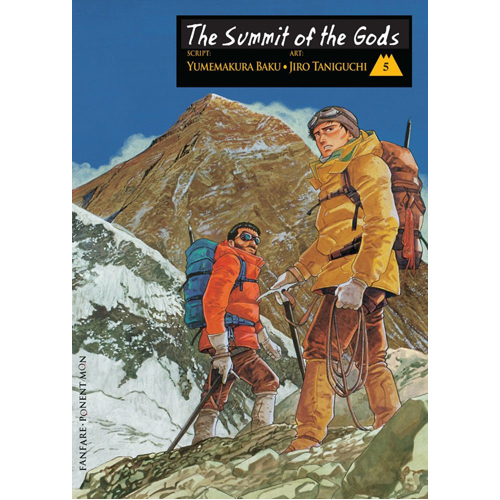 The Summit of the Gods: Volume 5