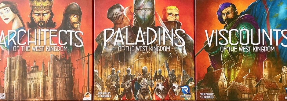 The West Kingdom Trilogy Feature Image