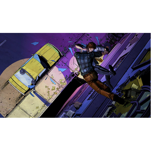 The Wolf Among Us - PS4 - Gameplay Shot 2