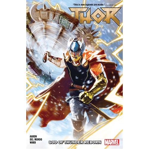 Thor Vol. 1: God of Thunder Reborn (Paperback)