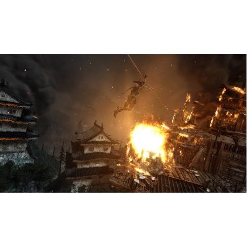 Tomb Raider Definitive HD - PS4 - Gameplay Shot 2