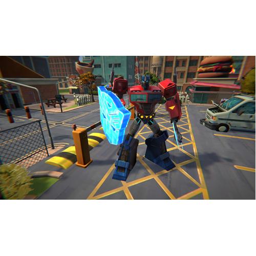 Transformers: Battlegrounds - Nintendo Switch - Gameplay Shot 1