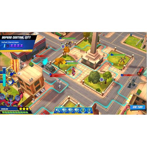 Transformers: Battlegrounds - Nintendo Switch - Gameplay Shot 2