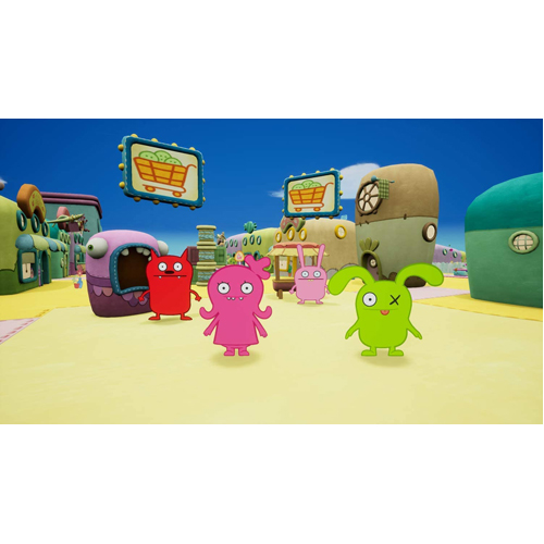 Ugly Dolls Imperfect Adventure - PS4 - Gameplay Shot 1