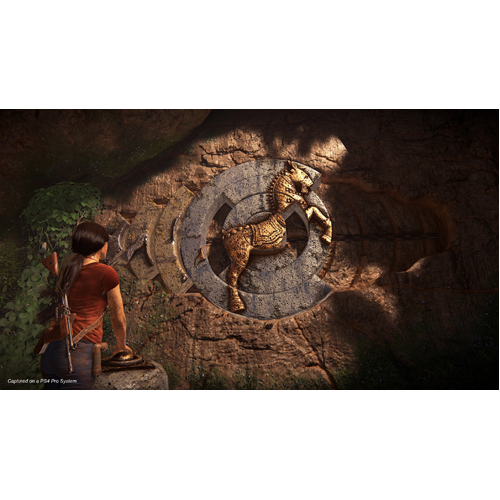 Uncharted Lost Legacy Hits - PS4 - Gameplay Shot 1
