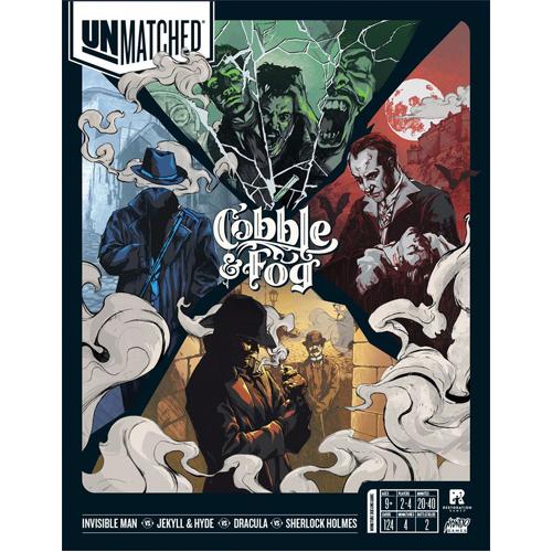 Unmatched - Cobble & Fog
